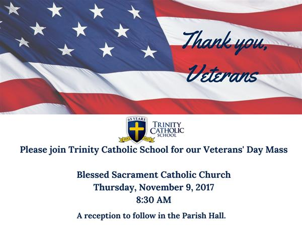Veterans Day Mass