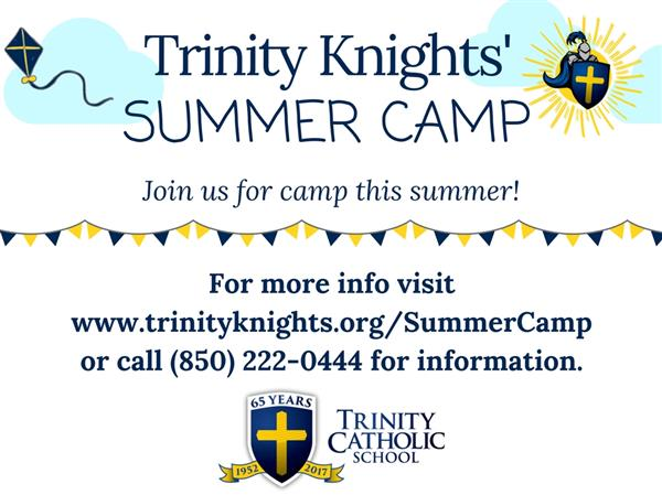 Trinity Knights' Summer Camp
