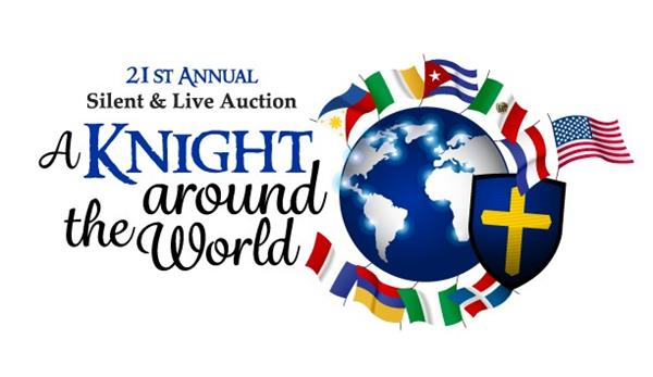 2018 Auction: A Knight around the World