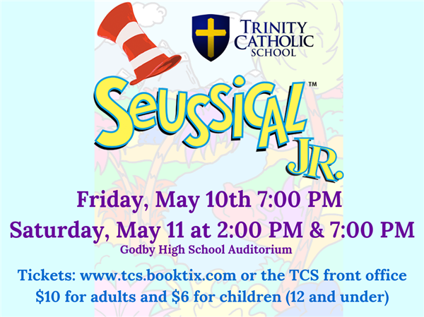 Seussical Jr. Spring Musical