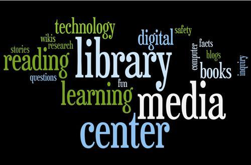 Media Center Wordle